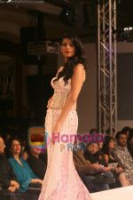 Model walks on the ramp for Neeta Lullas fashion show presented by Gitanjali in ITC Parel on April 12th 2008 (28).jpg