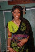 Alicia Banton at Ayesha Jhulka_s new beauty saloon in Versova on April 13th 2008 (6).jpg
