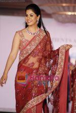 Bhavana Jasra walks on the ramp for Hobby Ideas Shaina NC show in Leela Hotel on April 13th 2008 (3).jpg