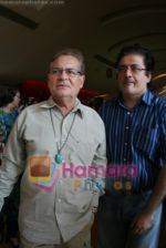 Salim Khan at the inauguration of the music video of Dr. Radhika Shuklas - To drugs, just say no! in Cinemax on April 14th 2008 (61)