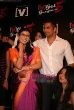 Lola Kutty, Upen Patel at Channel V_s Get Gorgeous 5 in Sports Bar, Andheri, Mumbai on  April 17th 2008 (10).jpg