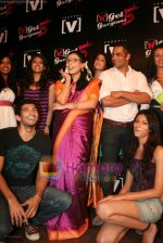 Lola Kutty, Upen Patel at Channel V_s Get Gorgeous 5 in Sports Bar, Andheri, Mumbai on  April 17th 2008 (5).jpg