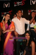 Lola Kutty, Upen Patel at Channel V_s Get Gorgeous 5 in Sports Bar, Andheri, Mumbai on  April 17th 2008 (8).jpg
