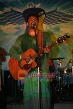 Raghu Dixit at the launch of Myspace.com in Taj Land_s End on  April 17th 2008 (3).JPG