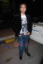 Adhyayan Suman on the set of Raaz - The Mystery continues... 16APR08.jpg