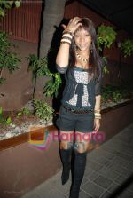 Alicia Banton at Wyclef Jean show hosted by Aaadesh Shrivastava in Aurus on April 20th 2008 (6).jpg