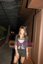 Alicia Banton at Wyclef Jean show hosted by Aaadesh Shrivastava in Aurus on April 20th 2008 (8).jpg