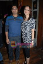 Dhruv with Ishita Arun at Wyclef Jean concert in Hard Rock Cafe on April 21st 2008 (2).jpg