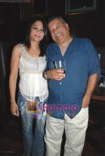 Indrani with Peter Meuhreja at Wyclef Jean concert in Hard Rock Cafe on April 21st 2008 (59).jpg