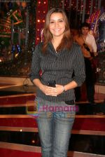 Sucheta Pawashe at Comedy Circus II on Sony Entertainment Television on April 23rd 2008 (3).JPG
