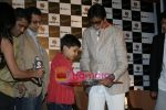Amitabh Bachchan, Aman Siddiqui promotes Bhootnath game through Zapak in Taj Land_s End on April 27th 2008 (8).JPG