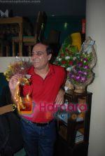 Karan Razdan at Karan Razdans Bday Bash in Mangi Ferra, Juhu on April 26th 2008 (2).jpg
