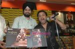 Najam Sheraz from Pakistan launches his album in Infinity on April 26th 2008 (14).JPG
