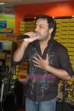 Najam Sheraz from Pakistan launches his album in Infinity on April 26th 2008 (3).JPG