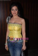 Divya Khosla Kumar at the Launch of _Aashayein_ first look in Vie Lounge on April 29th 2008(2).JPG