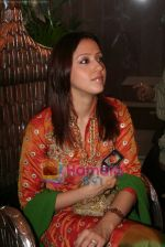 Ishita Arun at Amrapali store launch in Juhu on April 30th 2008(3).JPG