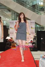 Model at Lifestyle fashion show to promote Home Venter by Lifestyle store in Oberoi Mall on April 30th 2008(26).JPG