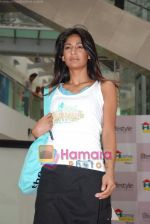 Model at Lifestyle fashion show to promote Home Venter by Lifestyle store in Oberoi Mall on April 30th 2008(34).JPG