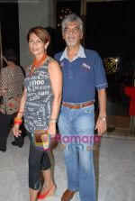 Esther with Raju daswani at Raell Padamsee_s Freedom Show in NCPA on May 2nd 2008.JPG