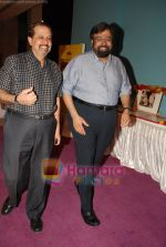 Vikram Sethi and Hars Goenka at Raell Padamsee_s Freedom Show in NCPA on May 2nd 2008.JPG