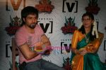 Emraan Hashmi, Lola Kutty at a promotional Channel V shoot on May 3rd 2008(2).JPG