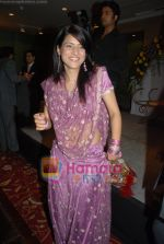 Simple Kaul at Vandana Sajnani and Rajesh Khattar_s wedding reception in BJN Hall on May 5th 2008(4).JPG