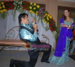 Vandana Sajnani and Rajesh Khattar at Vandana Sajnani and Rajesh Khattar_s wedding reception in BJN Hall on May 5th 2008(4).JPG