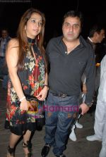 Krishika with Sunil Lulla at Shefali Shah_s bash in   Vie Lounge on May 7th 2008(55).JPG