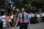 Rajeev Khandelwal at Promotional music video Mehfooz for film Aamir in  Flora Fountain on May 9th 2008(1).JPG
