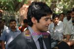Rajeev Khandelwal at Promotional music video Mehfooz for film Aamir in  Flora Fountain on May 9th 2008(11).JPG