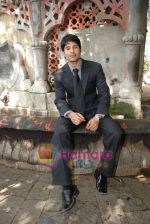 Rajeev Khandelwal at Promotional music video Mehfooz for film Aamir in  Flora Fountain on May 9th 2008(13).JPG