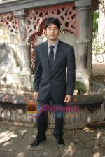 Rajeev Khandelwal at Promotional music video Mehfooz for film Aamir in  Flora Fountain on May 9th 2008(21).JPG