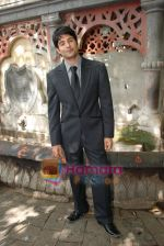 Rajeev Khandelwal at Promotional music video Mehfooz for film Aamir in  Flora Fountain on May 9th 2008(23).JPG