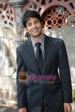 Rajeev Khandelwal at Promotional music video Mehfooz for film Aamir in  Flora Fountain on May 9th 2008(24).JPG
