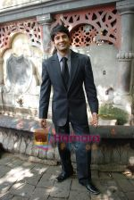Rajeev Khandelwal at Promotional music video Mehfooz for film Aamir in  Flora Fountain on May 9th 2008(26).JPG