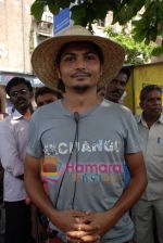 at Promotional music video Mehfooz for film Aamir in  Flora Fountain on May 9th 2008(29).JPG