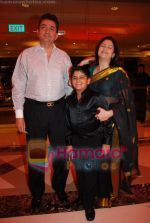 Kunika with family at the Launch of Rahul Sharma and Richard Clayderman_s new album _Confluence II_ on May 12th 2008(2).JPG