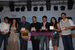 Ritesh Deshmukh, Ayesha Takia, Sanjay Dutt, E Niwas, Rimi Sen, Aftab Shivdasani at De Taali music launch in Taj land_d End on May 12th 2008(59).JPG