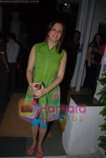Ishita Arun at Olive_s new Italian menu bash in Olive, Bandra on May 14th 2008(3).JPG