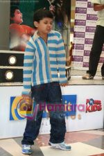 Aman Siddique of Bhoothnath fame interact with fans at Inorbit Mall in Fame Malad on May 15th 2008(2).JPG
