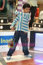 Aman Siddique of Bhoothnath fame interact with fans at Inorbit Mall in Fame Malad on May 15th 2008(3).JPG