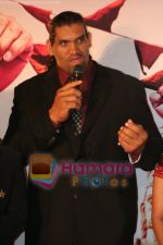 Great Khali at the film Khusti bash in Sun N Sand on May 16th 2008(6).JPG