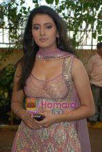 Aditi Gupta at Star Pariwar Awards on May 17th 2008(2).jpg