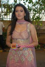 Aditi Gupta at Star Pariwar Awards on May 17th 2008(8).jpg