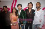 Amita Pathak, Nakuul Mehta, Adhyayan Suman at  Haal-e-dil music launch in JW Marriott  on May 17th 2008(5).JPG