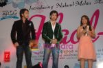 Amita Pathak,Nakuul Mehta,Adhyayan Suman at  Haal-e-dil music launch in JW Marriott  on May 17th 2008(3).JPG