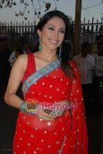 Ketki Dave at Star Pariwar Awards on May 17th 2008(2).jpg