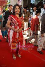 Nimisha Vakharia at Star Pariwar Awards on May 17th 2008(2).jpg