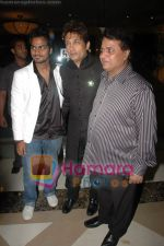 Shekhar Suman with Kumar Mangat at  Haal-e-dil music launch in JW Marriott  on May 17th 2008(2).JPG