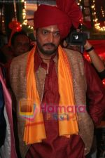 Nana Patekar on the sets of Horn Ok Please in Filmistan on May 22nd 2008(29)